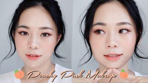 "<div class=""photoCaption"">SUMMER PEACHY PINK LOOK   KOREAN MAKEUP TUTORIAL - YouTube</div>"