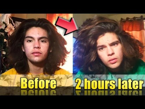 """<div class=""""photoCaption"""">Egg Hair Mask Tutorial 