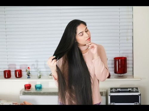 "<div class=""photoCaption"">How To Stop Hair Fall 