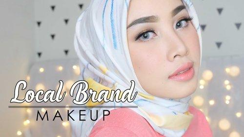 "<div class=""photoCaption"">FULL FACE INDONESIA LOCAL BRAND MAKEUP 100% | MEREK LOKAL 100% | IRNA DEWI - YouTube</div>"