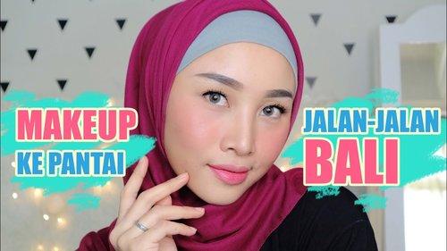 "<div class=""photoCaption"">MAKE UP JALAN JALAN KE PANTAI / BALI | UNTUK DAERAH TROPIS ATAU PANAS - YouTube</div>"