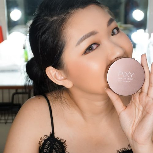 """<div class=""""photoCaption"""">Eitss. Kath back with another cushion review from @pixycosmetics buruan tontonin ke youtubenya kath. Iyap kath ketinggalan but better late that nothing right? 😘... <a class=""""pink-url"""" target=""""_blank"""" href=""""http://m.clozette.co.id/search/query?term=bloggerindonesia&siteseach=Submit"""">#bloggerindonesia</a>  <a class=""""pink-url"""" target=""""_blank"""" href=""""http://m.clozette.co.id/search/query?term=lookbookindonesia&siteseach=Submit"""">#lookbookindonesia</a>  <a class=""""pink-url"""" target=""""_blank"""" href=""""http://m.clozette.co.id/search/query?term=beautyguru&siteseach=Submit"""">#beautyguru</a>  <a class=""""pink-url"""" target=""""_blank"""" href=""""http://m.clozette.co.id/search/query?term=beautyvlogger&siteseach=Submit"""">#beautyvlogger</a>  <a class=""""pink-url"""" target=""""_blank"""" href=""""http://m.clozette.co.id/search/query?term=beautyblogger&siteseach=Submit"""">#beautyblogger</a>  <a class=""""pink-url"""" target=""""_blank"""" href=""""http://m.clozette.co.id/search/query?term=clozetteid&siteseach=Submit"""">#clozetteid</a>  <a class=""""pink-url"""" target=""""_blank"""" href=""""http://m.clozette.co.id/search/query?term=bloggerstyle&siteseach=Submit"""">#bloggerstyle</a>  <a class=""""pink-url"""" target=""""_blank"""" href=""""http://m.clozette.co.id/search/query?term=fashionblogger&siteseach=Submit"""">#fashionblogger</a>  <a class=""""pink-url"""" target=""""_blank"""" href=""""http://m.clozette.co.id/search/query?term=fashionstylea&siteseach=Submit"""">#fashionstylea</a>  <a class=""""pink-url"""" target=""""_blank"""" href=""""http://m.clozette.co.id/search/query?term=fashionindo&siteseach=Submit"""">#fashionindo</a>  <a class=""""pink-url"""" target=""""_blank"""" href=""""http://m.clozette.co.id/search/query?term=indonesianbeautyblogger&siteseach=Submit"""">#indonesianbeautyblogger</a>  <a class=""""pink-url"""" target=""""_blank"""" href=""""http://m.clozette.co.id/search/query?term=indonesian_blogger&siteseach=Submit"""">#indonesian_blogger</a>  <a class=""""pink-url"""" target=""""_blank"""" href=""""http://m.clozette.co.id/search/query?term=indonesiabeautyblogger&siteseach=Submit"""">#indonesiabeautyblogger</"""