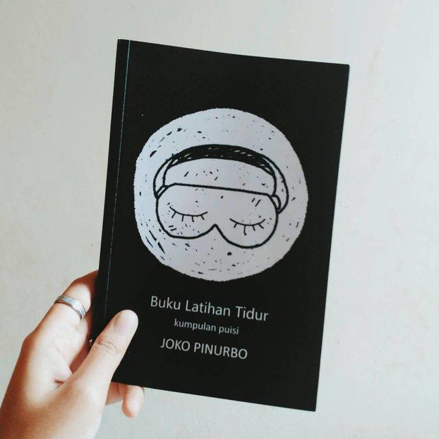 4 30 Buku Latihan Tidur Joko Pinurbo Karena Bukan Orang Sastra